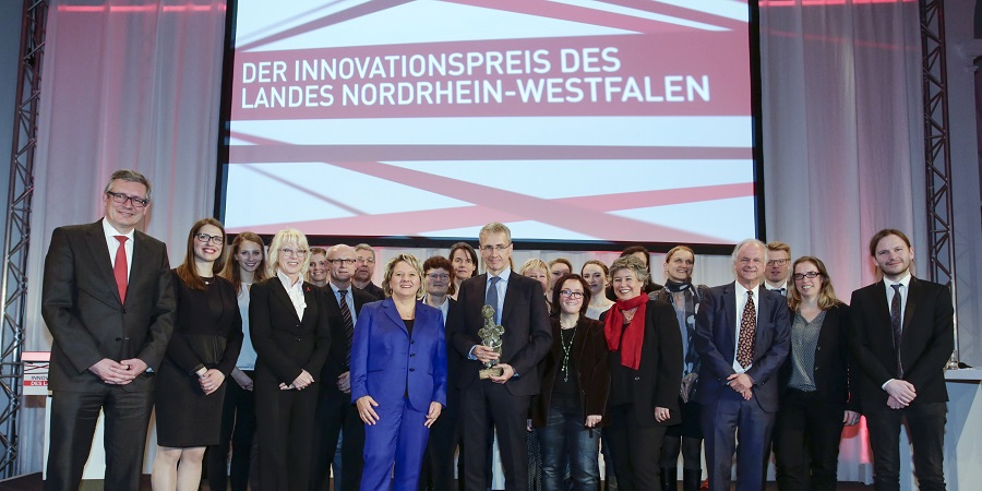 Prof. Wolf erhält Innovationspreis