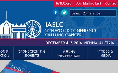 LCGC auf dem WCLC 2016