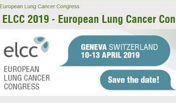 European Lung Cancer Congress (ELCC) 2019