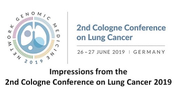 Impressions from the 2nd Cologne Conference on Lung Cancer 2019