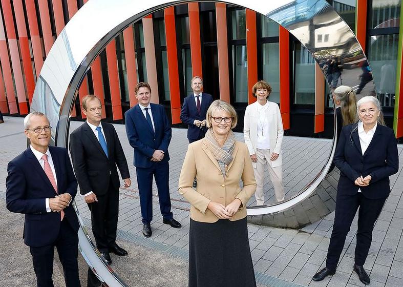 Neuer Standort Nationales Centrum für Tumorerkrankungen